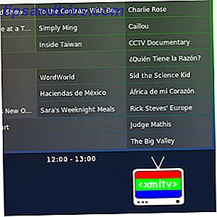 mc2xml: Téléchargez et convertissez facilement des listes de TV en XMLTV pour votre centre de médias