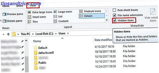 Ο εύκολος τρόπος για την εμφάνιση κρυφών αρχείων και φακέλων στα Windows 10, 8.1 και 7