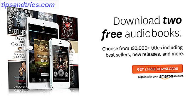 Écoutez des livres audio sur votre appareil Windows 8 avec Audible