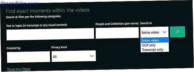 Hai mai desiderato cercare un video per parole, sia esso parlato o visualizzato?  Questo nuovo indicizzatore di video di Microsoft ti consente di farlo.