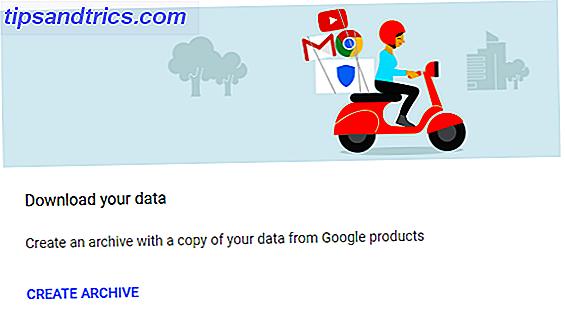 Sådan sikkerhedskopieres din Gmail-konto til din harddisk