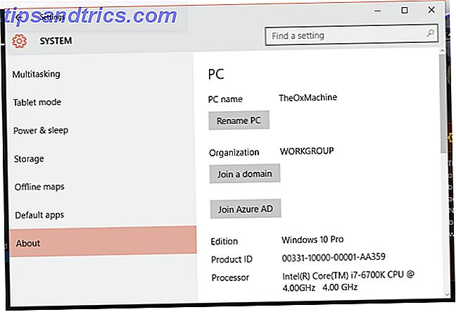 Als u tijdens de installatie van Windows 10 bent vergeten uw computer een naam te geven, is dit nog niet te laat!  U kunt als volgt uw systeem hernoemen.