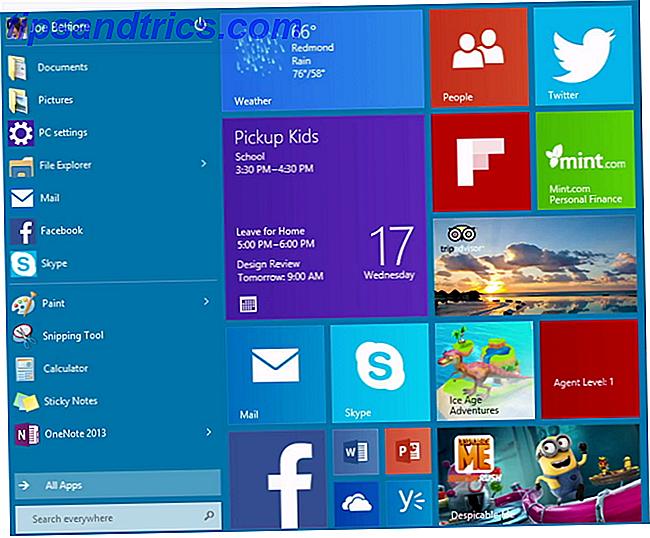 È ufficiale, il nuovo Windows sarà perfetto 10. Perché Windows 10?  Perché Windows 7 8 (mangiato) 9. Ed ecco cosa troverai nell'anteprima tecnica.