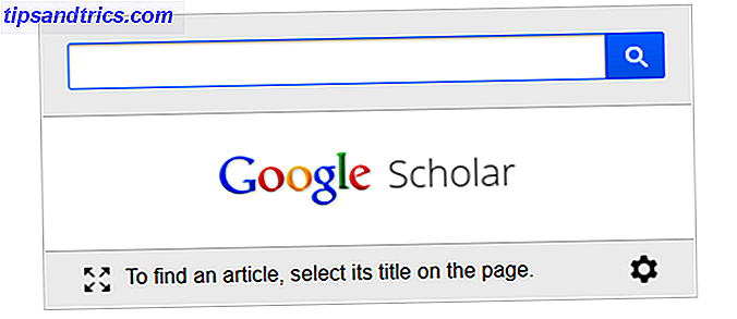 google scholar bouton chrome extension