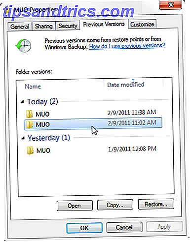L'un des plus grands défauts de Windows pourrait être votre sauvetage, si jamais vous supprimez accidentellement un fichier important: Le système de fichiers Windows ne supprime pas réellement les fichiers.  Jusqu'à ce qu'ils soient remplacés, les fichiers supprimés peuvent être restaurés.