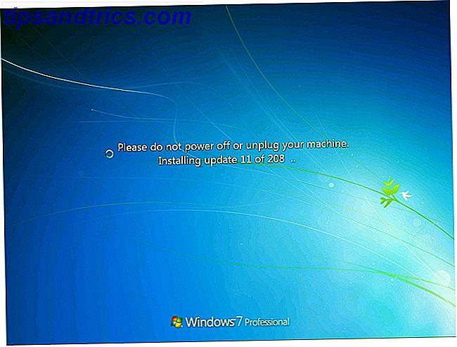 Hvis du nogensinde skal geninstallere Windows 7, kan du nu skære opsætningen i halvdelen.  Windows 7-convenience-opbygningen kompilerer alle Windows-opdateringer og sikkerhedsrettelser siden SP1.  Lad os forklare ...