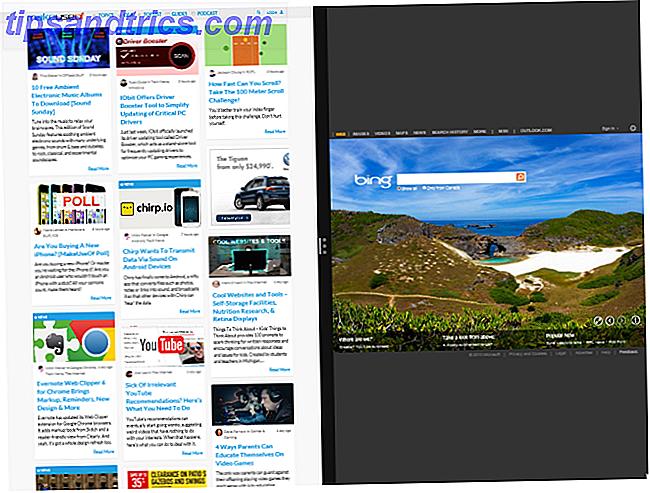 Internet Explorer 11 n'est pas terrible!  En fait, si vous avez une tablette Windows et que vous l'avez achetée dans toute l'interface de Metro - pardon, Modern -, c'est probablement le meilleur navigateur tactile disponible sur le marché.