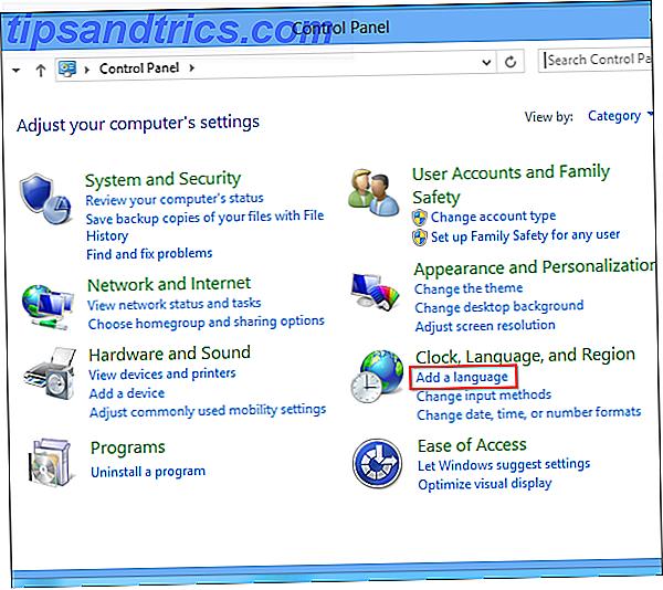 Changer la langue système sous Windows 10 - lemondedestuts