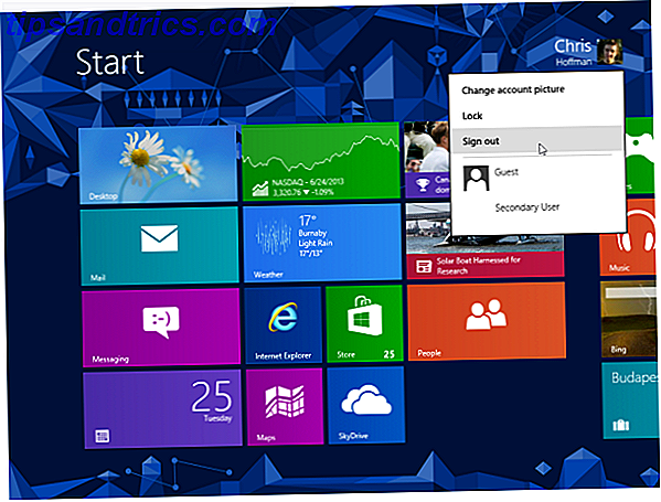 changer la langue dans Windows 8