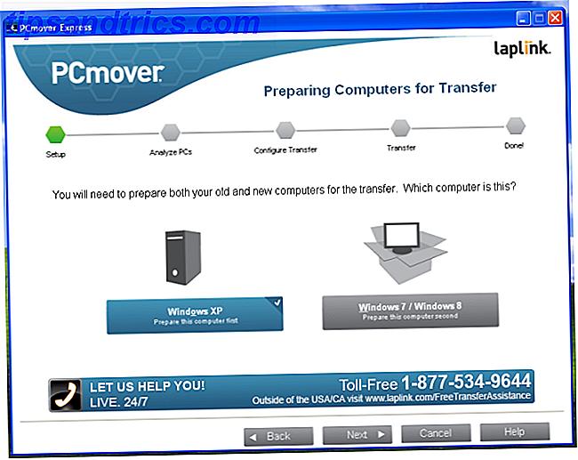 5 Hulpmiddelen om uw gegevens te migreren vanuit Windows XP