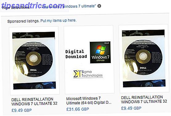 Inquiet de l'avenir de votre copie Windows ancienne ou piratée?  Il est maintenant temps d'arracher une licence bon marché Windows 7 ou 8 pour vous assurer cette mise à niveau gratuite vers Windows 10. Nous vous montrons où.