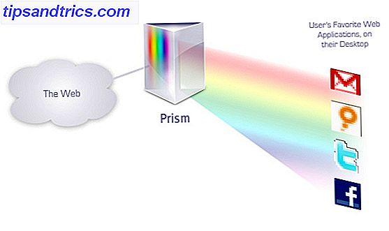 Exécuter des applications Web sur votre bureau avec Prism