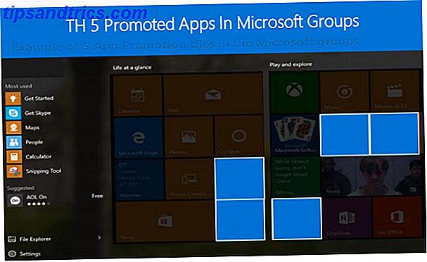 Pour Microsoft, Windows 10 est un distributeur de billets.  Avec les futures mises à jour, d'autres applications seront pré-installées et promues dans le menu Démarrer.  Laissez-nous vous montrer comment supprimer facilement les applications Windows Store pré-installées.