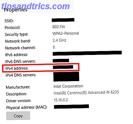 So finden Sie Ihre IP-Adresse unter Windows 10