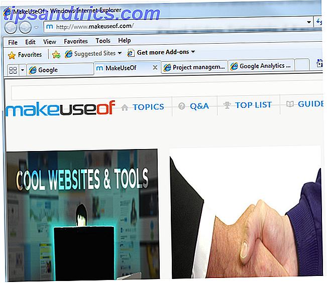 VBA gebruiken om sessies van Internet Explorer te
