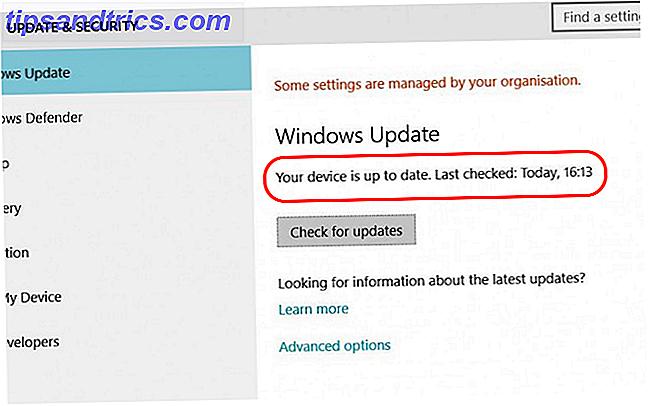Hoe u nu een upgrade naar Windows 10-versie 1511 uitvoert