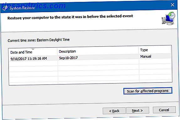 Systeemherstel kan u redden van een pc-ramp.  Maar wat als het jou faalde?  Controleer de volgende opties voordat u Windows helemaal opnieuw installeert.