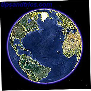 5 choses plus cool que vous pouvez faire avec Google Earth