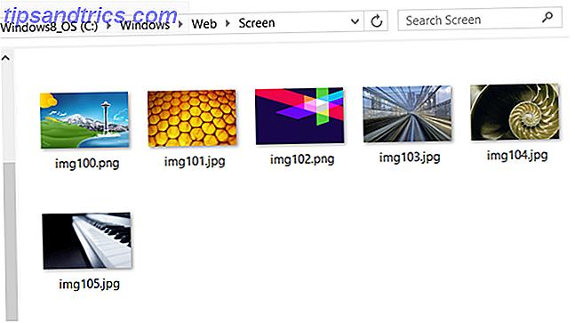 Windows 8 Start och lås skärmen kan inte slå dig som särskilt intressant.  Det är tills du upptäcker konstverket .. Låt mig visa dig hur man får händerna på dessa pärlor!