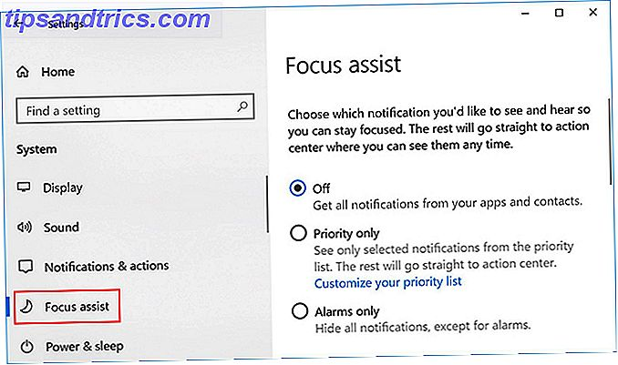 Cómo usar Windows Focus Assist (anteriormente Horas silenciosas)