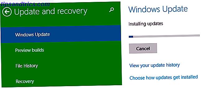Pros y contras de las actualizaciones forzadas en Windows 10