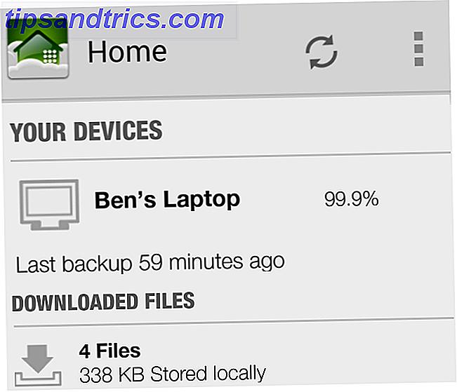 Tôt ou tard, le disque dur de votre ordinateur va mourir.  Même avec un plan de sauvegarde solide, vos fichiers seront inaccessibles jusqu'à ce que le disque dur soit remplacé.  Que ferez-vous en attendant?
