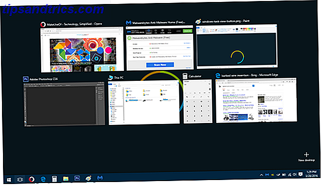En introduktion til Virtual Desktop & Task View i Windows 10