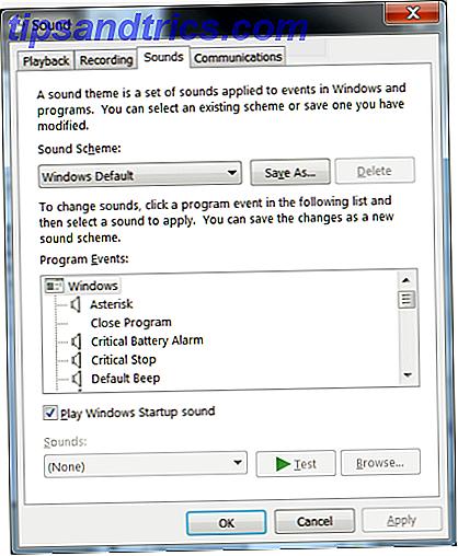 Vous pouvez faire sonner votre ordinateur comme votre émission de télévision préférée, enregistrer vos propres sons ou les désactiver complètement.  Voici un cours intensif sur le changement et l'enregistrement des effets sonores pour Windows.