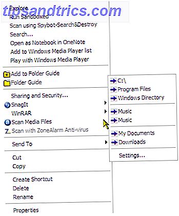 Wer liebt keine Abkürzung?  Wir haben drei Tools zusammengestellt, mit denen Sie Ihrem Windows-Rechtsklick- oder -Kontextfenster benutzerdefinierte Verknüpfungen hinzufügen können.