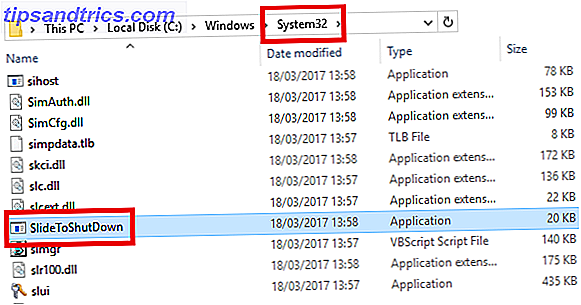 SlideToShutdown: la migliore funzionalità nascosta di Windows 10?