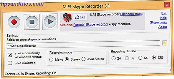 Kann ich keine Gespräche mehr mit Skype aufnehmen?  Kürzliche Änderungen, die die Unterstützung von Apps von Drittanbietern durchbrechen, haben viele Benutzer frustriert.  Könnte jetzt die Zeit sein, einen alternativen VoIP-Anruf-Aufzeichnungsdienst auszuprobieren?