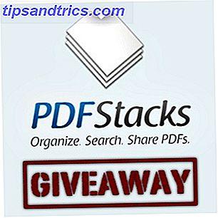 PDFStacks: Gestion, lecture et recherche de fichiers PDF simplifiés [Giveaway]