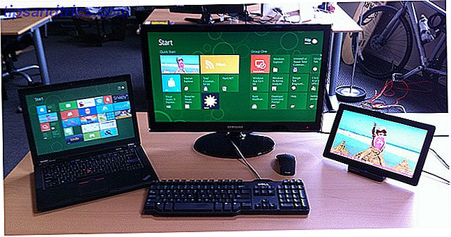 Windows 10 está tomando por asalto los dispositivos de Windows 8 descontento y los curiosos usuarios de Windows 7.  La experiencia de la PC es excelente, pero ¿cómo funciona en pantallas pequeñas?  Matthew probó Windows 10 en una tableta de 7 pulgadas.
