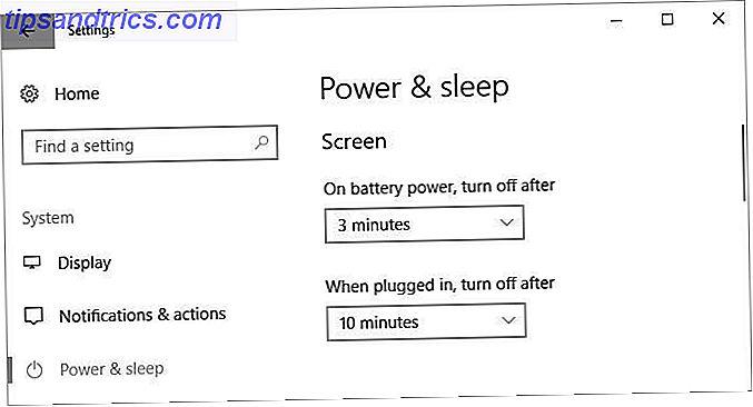 Les moyens les plus rapides pour éteindre votre écran dans Windows