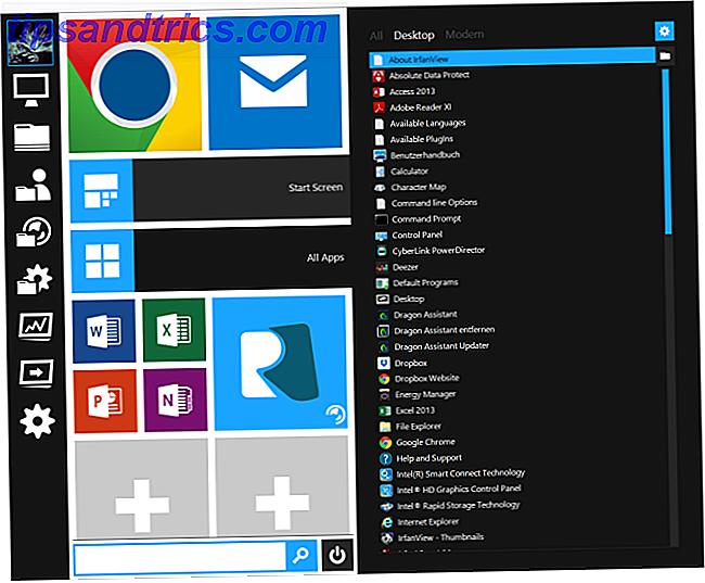 En ny Start-meny kan vara ett bra sätt att föra något färskt till vilken version av Windows som helst.  Den här artikeln tittar på kreativa startmenyalternativ och ersättare som fungerar på både Windows 7 och 8.