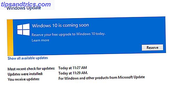 Si votre Internet a été plus lent que d'habitude ou si vous avez remarqué moins d'espace disque, vous pouvez probablement blâmer Microsoft.  Windows Update a peut-être téléchargé les fichiers d'installation de Windows 10 derrière votre dos.  Arrête ça!
