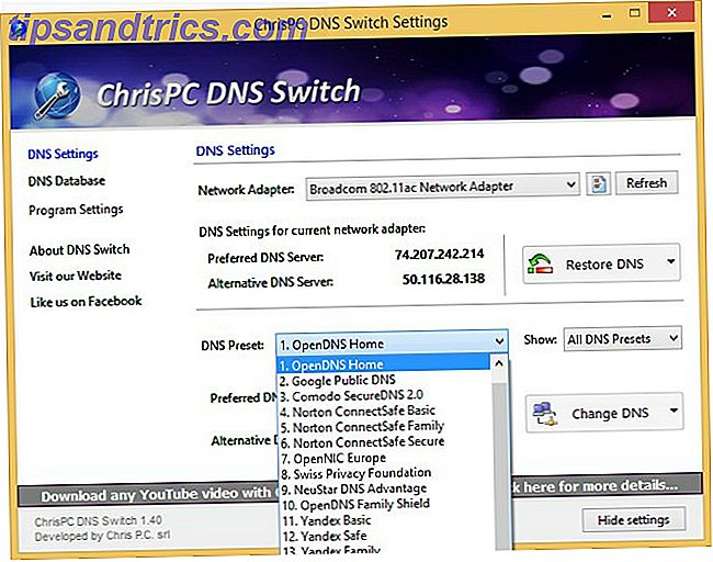 dns-switcher-presets