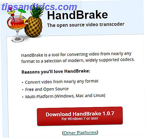 Você já fez o backup de sua coleção de DVD?  Vamos mostrar-lhe como ripar seus DVDs para o seu disco rígido de graça com o HandBrake.