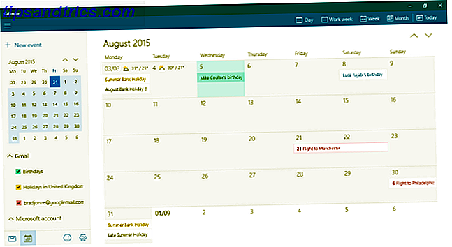Soyez organisé dans Windows 10 avec de nouvelles applications et raccourcis