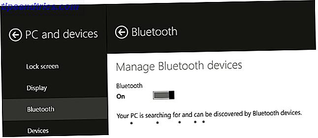 El intercambio inalámbrico de datos desde una computadora con Windows 8 a otro dispositivo presenta sus desafíos.  Con Bluetooth y WiFi Direct probamos dos soluciones populares y ampliamente disponibles.  Esto es lo que encontramos...