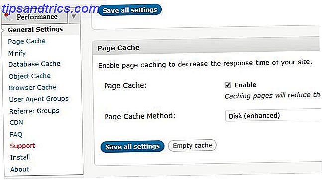 Como aumentar o desempenho do seu site com o cache total W3